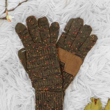 Fairbanks Smart Tips Gloves - Olive
