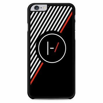 Twenty One Pilots Stripe Poster iPhone 6 Plus / 6s Plus Case
