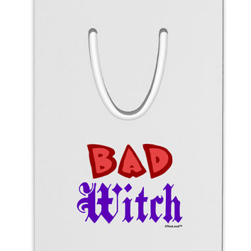 Bad Witch Color Red Aluminum Paper Clip Bookmark