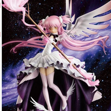30cm Puella Magi Madoka Magica Anime Action Figures PVC brinquedos Collection Figures toys for christmas gift with Retail box