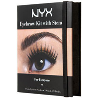 EYEBROW KIT WITH STENCIL | NYX Cosmetics
