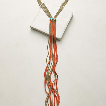 Kyle Fringe Necklace