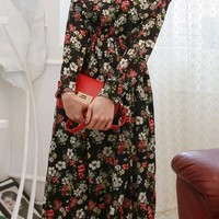 Sharoon Flower Dress