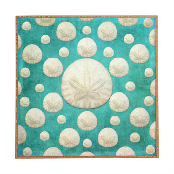 Lisa Argyropoulos Sand Dollars Framed Wall Art