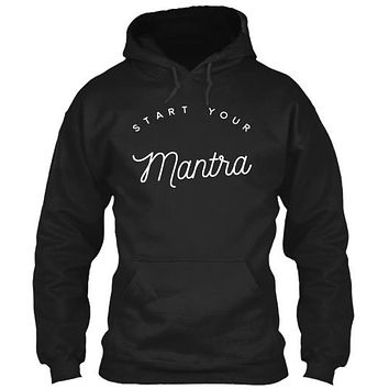 Start Your Mantra Positive Minds T-Shirt