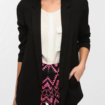 Urban Outfitters - Silence & Noise Sheer Back Blazer
