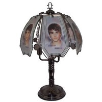 Justin Bieber SP Touch Lamp