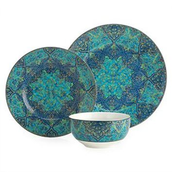 Ibiza Dinnerware - Sets of 4 | Visual Feast | Dining Room | Inspiration | Z Gallerie