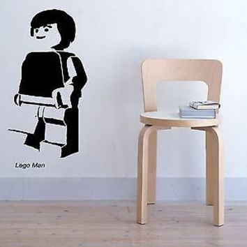 Lego Sticker Wall Vinyl Decal Kids Room Décor Nursery Décor Lego Wall Art 3785