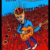 The Devil and Daniel Johnston 27x40 Movie Poster (2005)