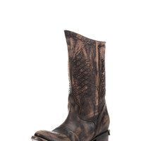 Freebird By Steven Boots Women's Rustler Boot - Washed Black