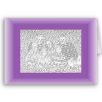 purple, family_horz_placeholder card from Zazzle.com