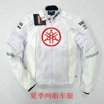 summer mesh breathable clothing motorcycle off-road jackets automobile race windproof jackets motorcycle ride clothing