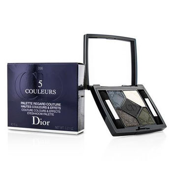 Christian Dior 5 Couleurs Couture Colours & Effects Eyeshadow Palette - No. 096 Pied De Poule --6g-0.21oz By Christian Dior