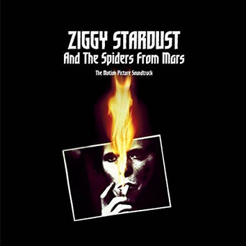 David Bowie : Ziggy Stardust And The Spiders From Mars Soundtrack 2xLP
