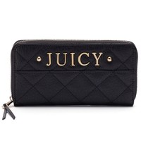 Juicy Couture Quilted ''Juicy'' Wallet