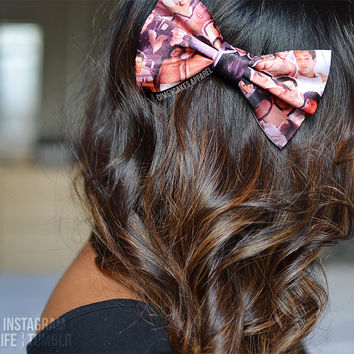 Cameron Dallas Hair Bow LIMITED EDITION