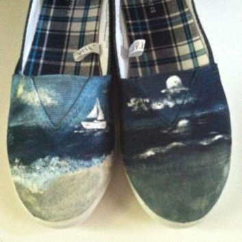 DCCKHD9 customized Toms/Keds/Converse/Vans made to order