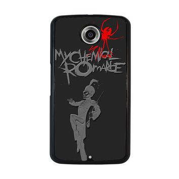 MY CHEMICAL ROMANCE BLACK PARADE 2 Nexus 6 Case Cover