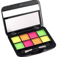 Neon Eyeshadow Palette - Spencer's