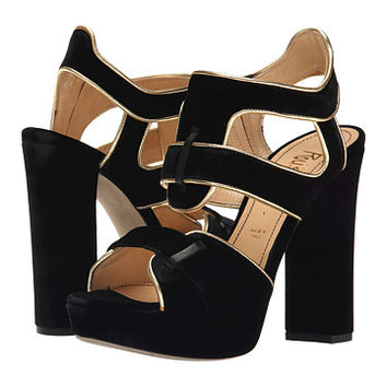 Jerome C. Rousseau Cassou Black/Gold - Zappos.com Free Shipping BOTH Ways