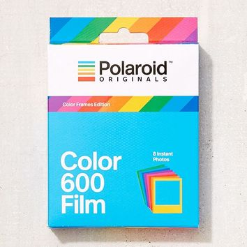 Polaroid Originals Color Frame Color 600 Instant Film | Urban Outfitters