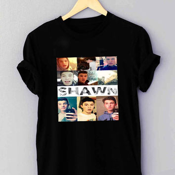 shawn mendes Art - T Shirt for man shirt, woman shirt XS / S / M / L / XL / 2XL / 3XL *01*