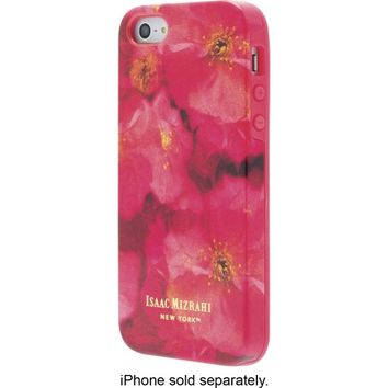 Isaac Mizrahi New York - Hard Shell Case for Apple° iPhone° 5 and 5s - Pink