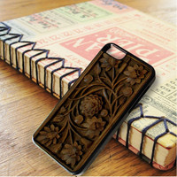 Vintage Box Carved Wood iPhone 6   iPhone 6S Case