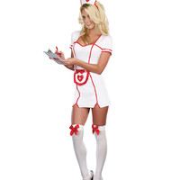 Really Naughty Nurse Adult Womens Costume – Spirit Halloween