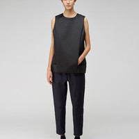 Origami Muscle Tank  by Alexander Wang