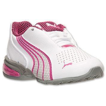 girls toddler puma cell jago 9 running shoes  number 1