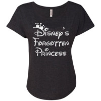 Disney's Forgotten Princess Ladies Shirts