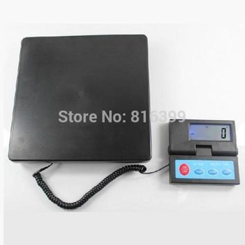 DCCKFS2 free shipping  50kg 2g electronic platform scale parcel scales high precision electronic scales express scale