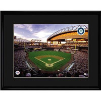 Seattle Mariners MLB Safeco Field Limited Edition Lithograph
