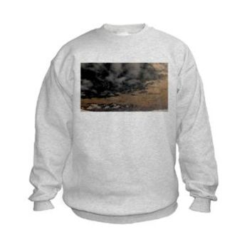 Rad Nature Stormy Kids Sweatshirt > Rad NatuRE Tees