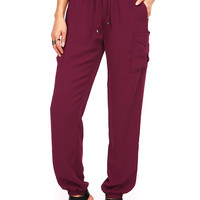 Relax Cargo Trousers | Cute Bottoms at Pink Ice