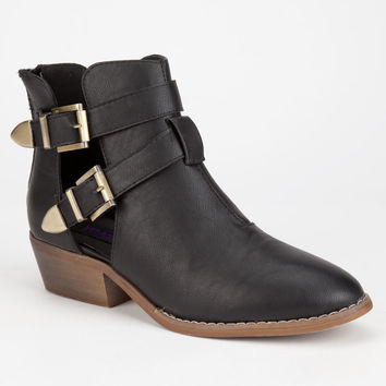 YOKI Catalina Womens Booties | Boots