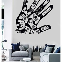 Wall Sticker Vinyl Decal Video Games Gamer Xbox Playstation Decor Unique Gift (z2213)