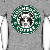 Moonbucks Coffee Women's T-Shirt