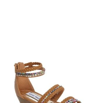 Steve Madden Hill Wedge Sandal (Toddler, Little Kid & Big Kid) | Nordstrom