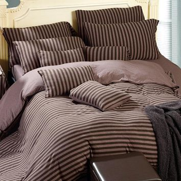 On Sale Bedroom Hot Deal Bedding Cotton Knit Bedding Set [45978976281]