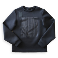 Alexander Wang Black Neopreme Sweater