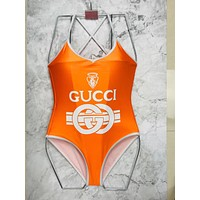 GUCCI GG printed One Piece Swimsuit Bikini