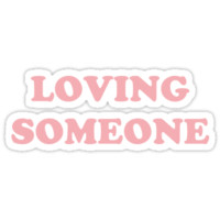 Loving Someone by curlr