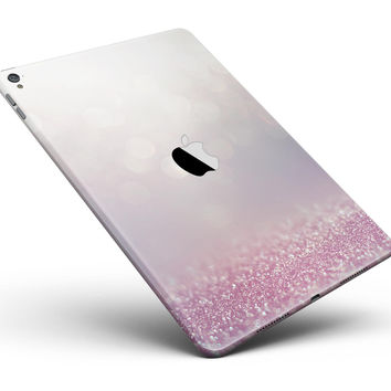 """Unfocused Light Pink Glowing Orbs of Light Full Body Skin for the iPad Pro (12.9"""" or 9.7"""" available)"""