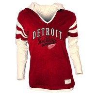 Old Time Hockey Detroit Red Wings Gladis Mock-Layer