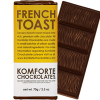 FRENCH TOAST CHOCOLATE BAR