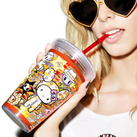 Sanrio Tokidoki X Hello Kitty Summer Safari Cup Multi One