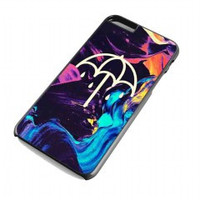 Bring Me The Horizon painting for iphone 6 plus case